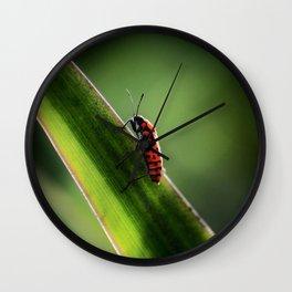 nature feelings Wall Clock