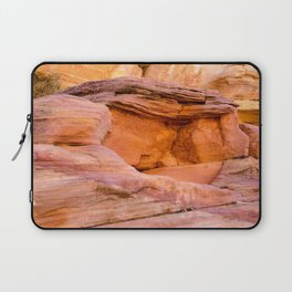 Colorful Sandstone, Valley of Fire State Park Laptop Sleeve