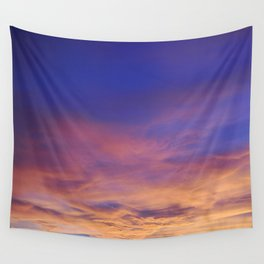 COME AWAY WITH ME - Autumn Sunset #1 #art #society6 Wall Tapestry