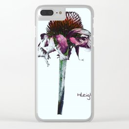 """Salvageable Hope"" Clear iPhone Case"