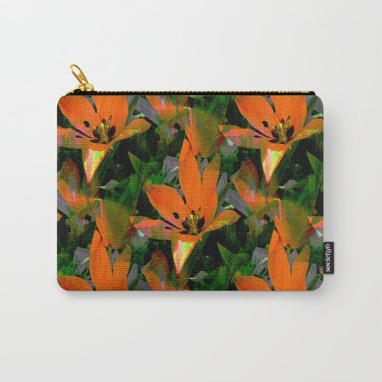 Loving Tulips... Carry-All Pouch