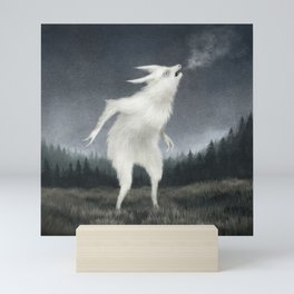 Mournful Wail Mini Art Print