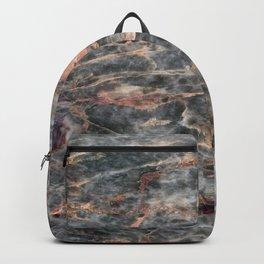 Grey Turkish Marble Backpack