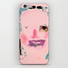 Peachy iPhone Skin
