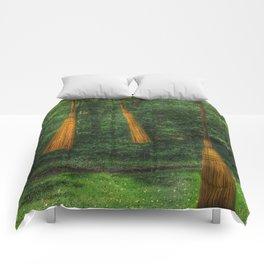 Handmade Brooms Comforters