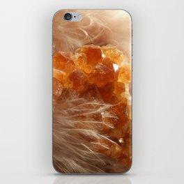 Soft Citrine iPhone Skin