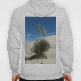 Soap Yucca In The White Sands Dunes Hoody