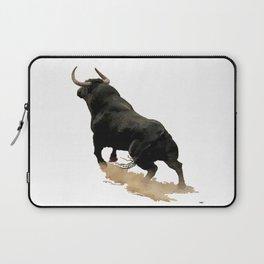 Black Bull Laptop Sleeve