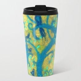 Paradise garden Travel Mug