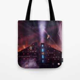 Andover Esate, Blade Runner Style Tote Bag