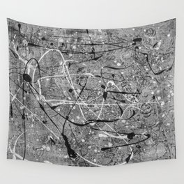 Titanium Wall Tapestry