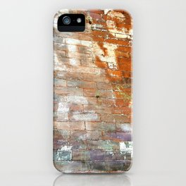 Pittsburgh Ghost Sign iPhone Case
