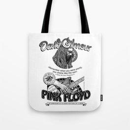 David Gilmour 2 Tote Bag