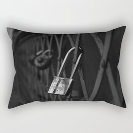 Brooklyn Locks Rectangular Pillow