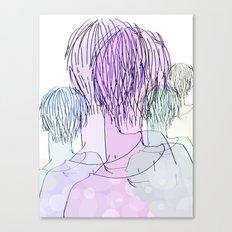 Mannie Canvas Print