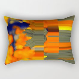 The Scream of Nature Rectangular Pillow