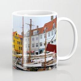 Nyhavn Copenhagen Denmark Coffee Mug