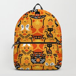 Witches Halloween Essentials Backpack