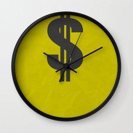 Million Dollar Dream ver.1 Wall Clock