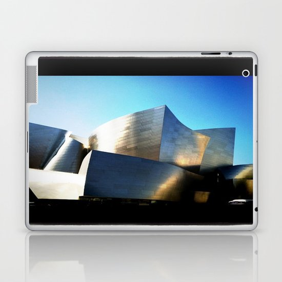 Walt Disney Concert Hall Laptop & iPad Skin