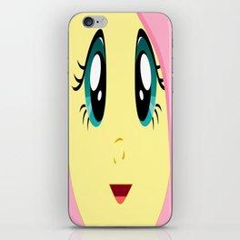 Fluttershy iPhone Skin