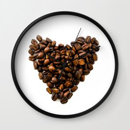 COFFEE LOVER Wall Clock