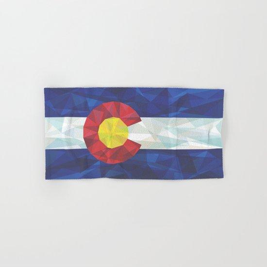 Colorado Hand & Bath Towel