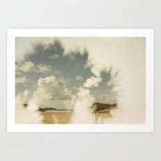 Double Summer Art Print