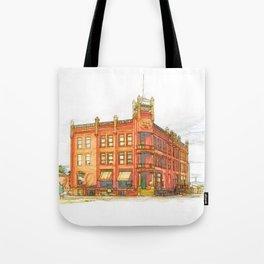 State Capital Company Tote Bag
