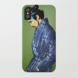 801 MODERN SAMURAI iPhone Case
