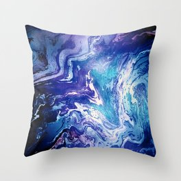 α And Throw Pillow
