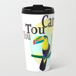 You TouCan Save The Rainforest Travel Mug