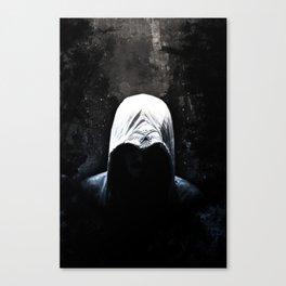 Native Assassin Hood - Color Canvas Print