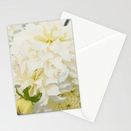Cream Peonies | Flowers | Flower | Florals | Nadia Bonello | Canada Stationery Cards