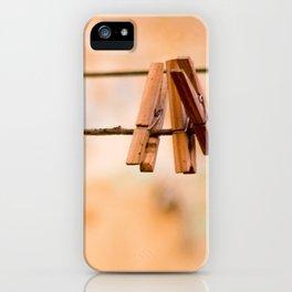 pegit! iPhone Case