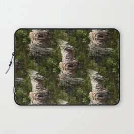 Natural artwork of the forest Laptop Sleeve