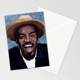Andre Benjamin Stationery Cards