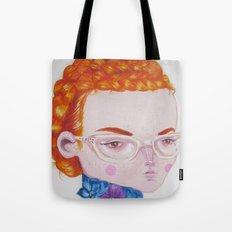 Recato/Demureness Tote Bag