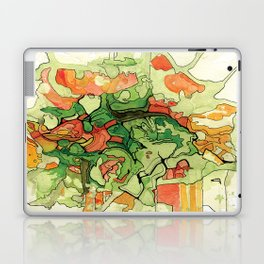 Mate' Cartography Laptop & iPad Skin