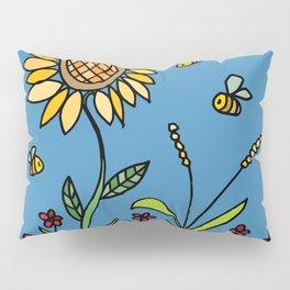 Bee Pillow Sham