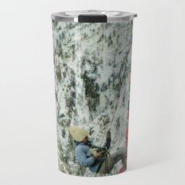Great Outdoors 2600  - Vintage Collage Travel Mug