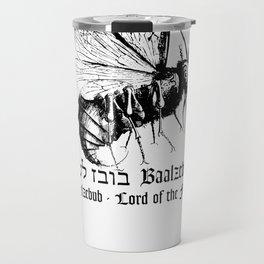 Beelzebub Travel Mug