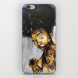 Naturally Poetree iPhone Skin