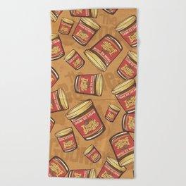 Chunk's Truffle Shuffle Beach Towel