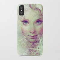 elsa iPhone & iPod Cases featuring Elsa by Anna Dittmann