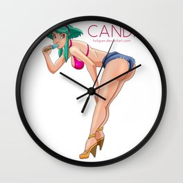 Candisicle Wall Clock