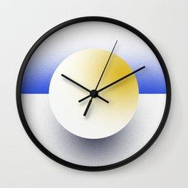 Shape Studies: Circle III Wall Clock