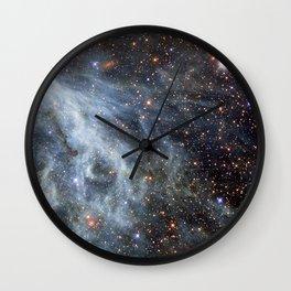 Magellanic cloud Wall Clock