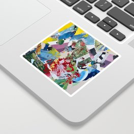 Interact (with your environment) Sticker