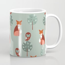 Fox Woods Coffee Mug